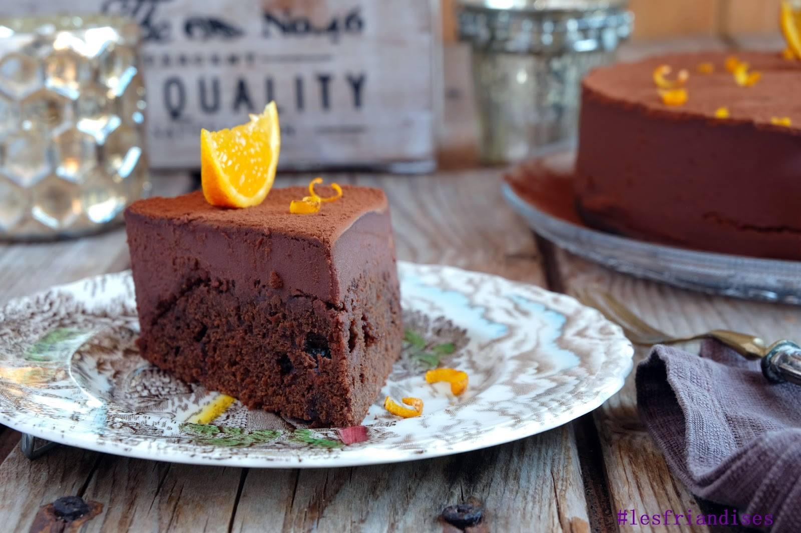 tortina speziada al cioccolato